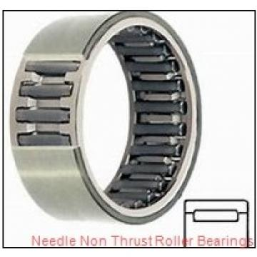 0.563 Inch | 14.3 Millimeter x 0.75 Inch | 19.05 Millimeter x 0.75 Inch | 19.05 Millimeter  CONSOLIDATED BEARING MI-9-N  Needle Non Thrust Roller Bearings